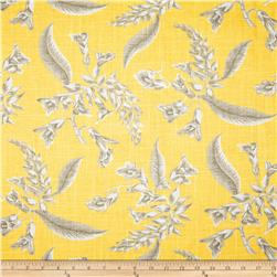 Suburban Home Lola Blend Yellow Fabric