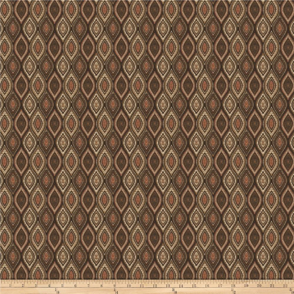 Trend 03179 Faux Silk Chocolate