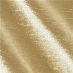Dupioni Silk Fabric Gold