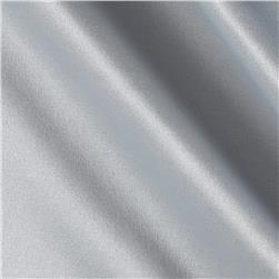Sateen Solid Stone Grey