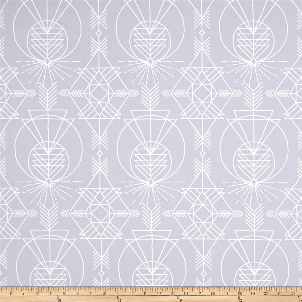 Joel Dewberry Wander Home Decor Sateen Native Stone