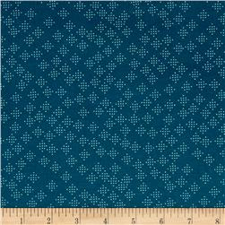 Cotton+Steel Lagoon Speckles Teal