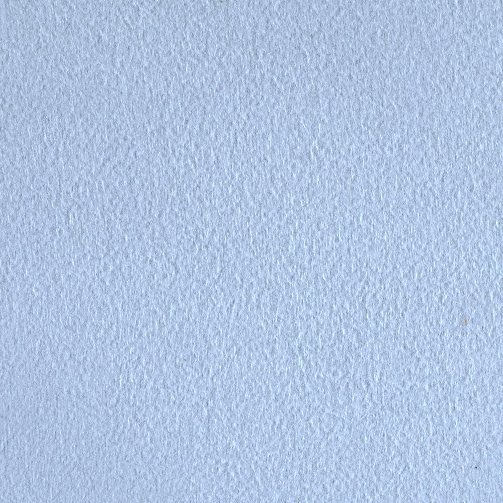 Brushed Poly Interlock Knit Baby Blue