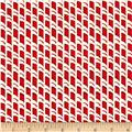 Christmas in the Wildwood Candy Cane Stripe Tan