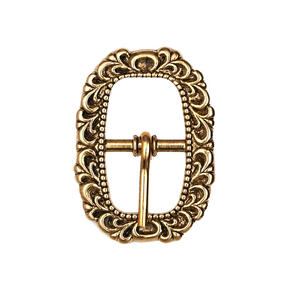 Dill Fashion Buckle 20mm Gold Finish