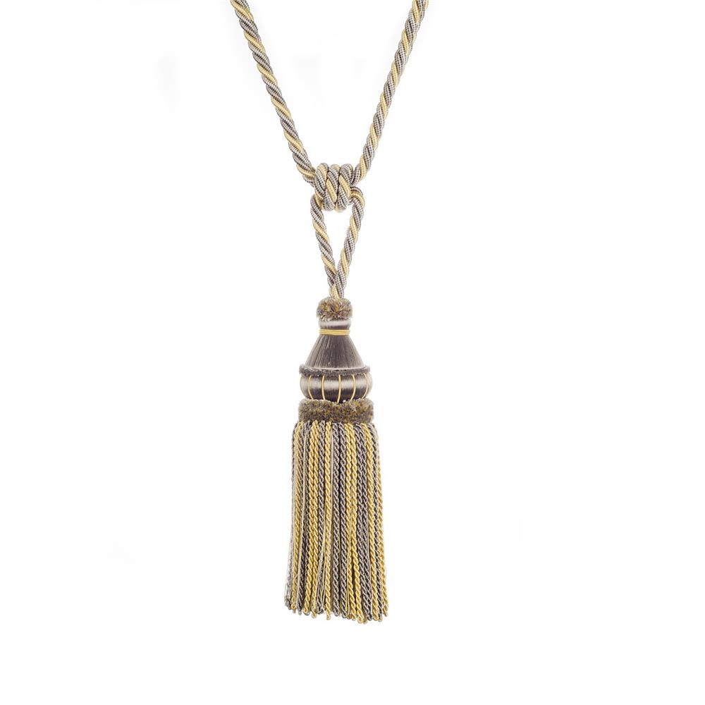 "Trend 32"" 02500 Single Tassel Tieback Citrine"