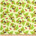 Pink Lady Toucan Yellow