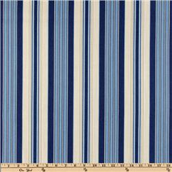 Waverly Siene Stripe Indigo
