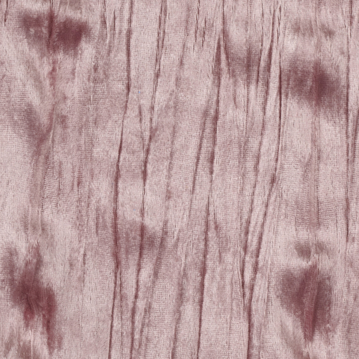 Stretch Accordion Panne Velvet Mauve