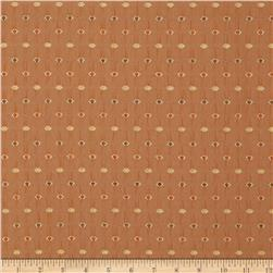 Richloom Flashy Chenille Dot Upholstery Copper