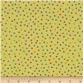 Baby Talk Dots Yellow/Multi