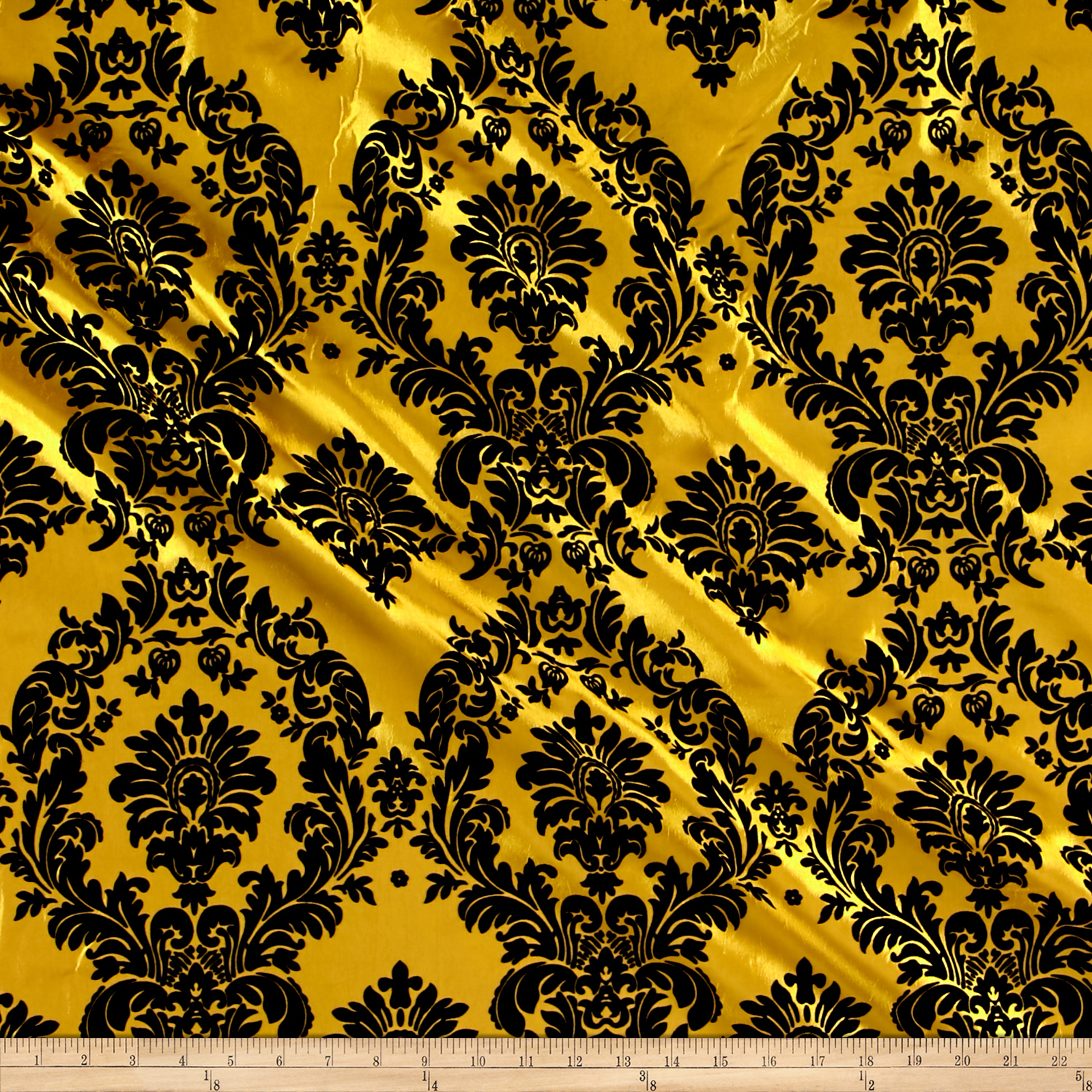 Compare Yellow Ogee Damask Duvet Miscellaneous Prices And