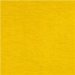 Belleza Stretch Rayon Jersey Knit Yellow