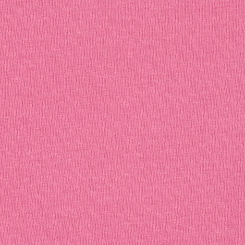Riley Blake Cotton Jersey Knit Solid Hot Pink