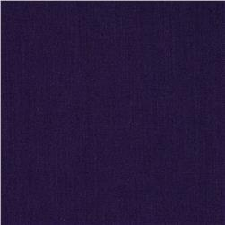 "60"" Poly Cotton Broadcloth Plum"