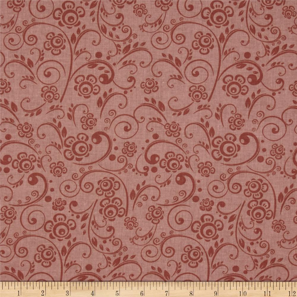 Quilt Patterns With Floral Fabric : 108