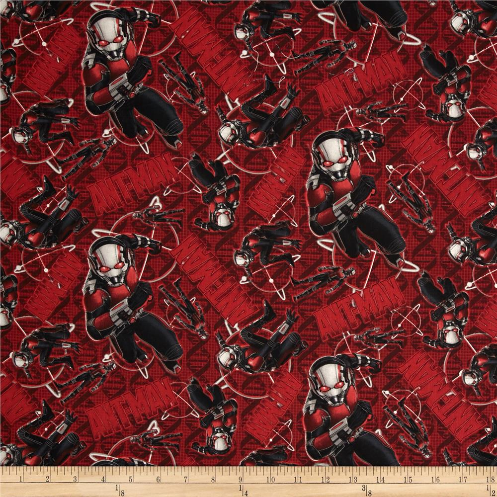 Marvel Ant Man Ant Man Toss Red