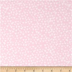 Timeless Treasures Triangle Geo Pink