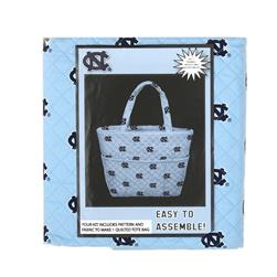 Collegiate Quilted Tote University of North Carolina