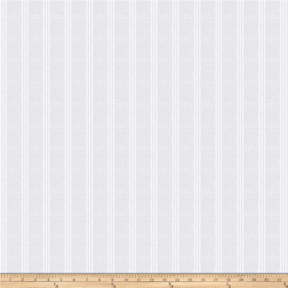 Fabricut Cannetella Stripe White