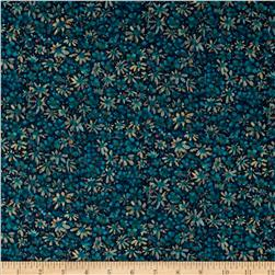 Liberty of London Stretch Tana Lawn Eleonora Teal