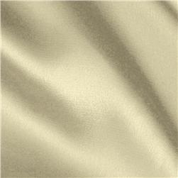 Stretch Charmeuse Satin Ivory Fabric