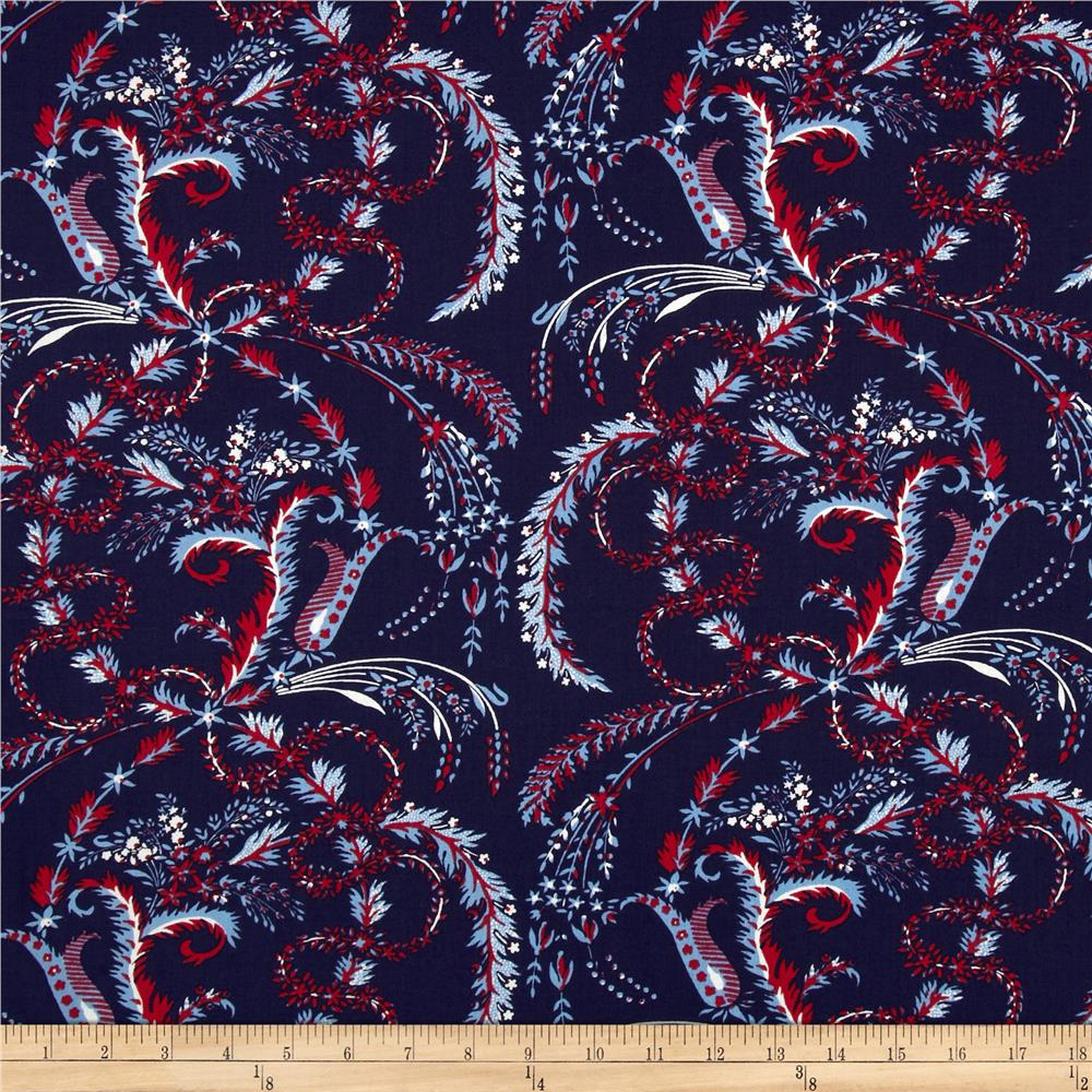 Anna Griffin The Madison Collection Sparkler Navy