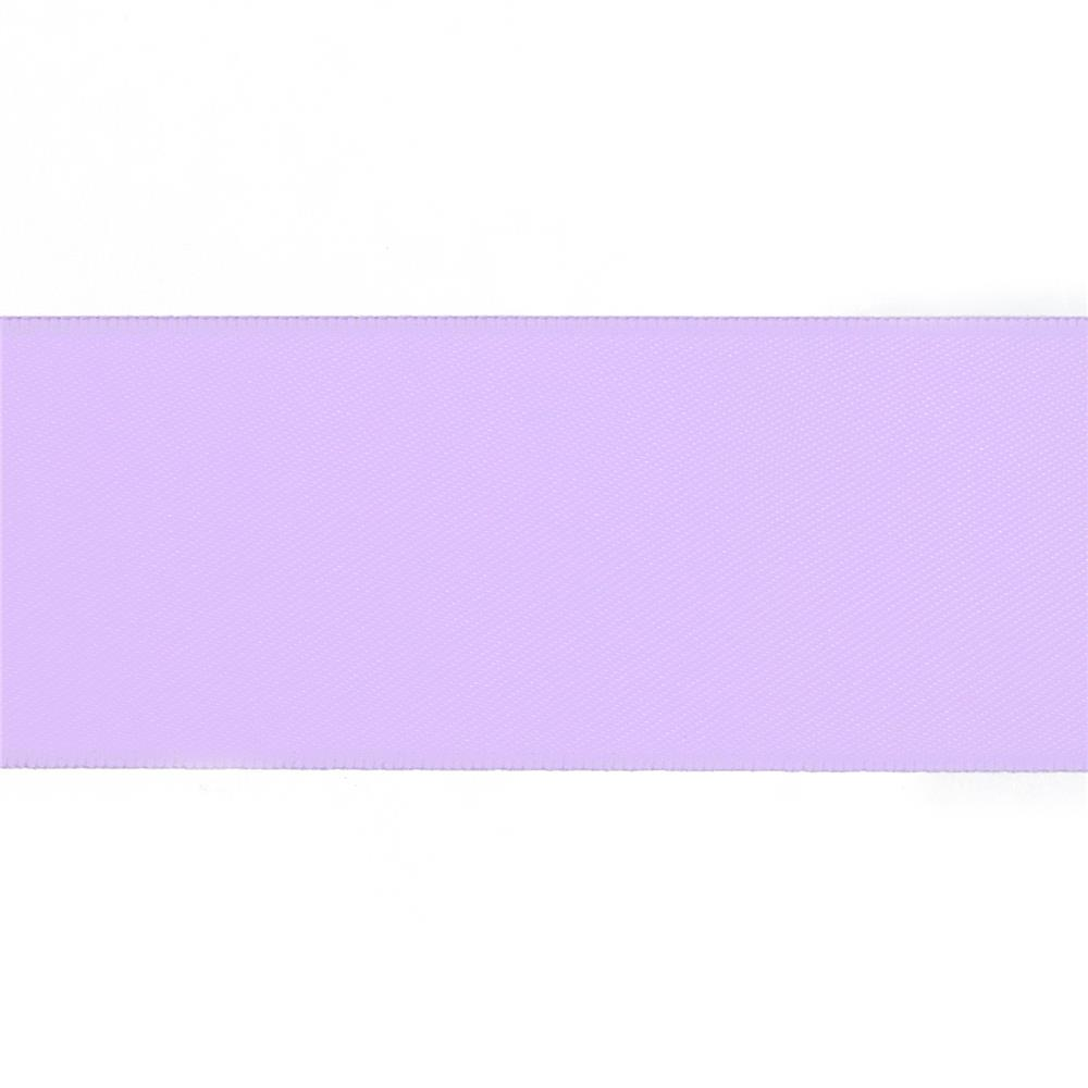 1 1/2'' Double-sided Satin Ribbon Lavender