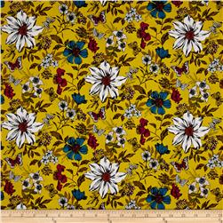 Botanica Exotic Floral Ochre