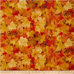 Autumn Air Metallic Forest Floor Maple