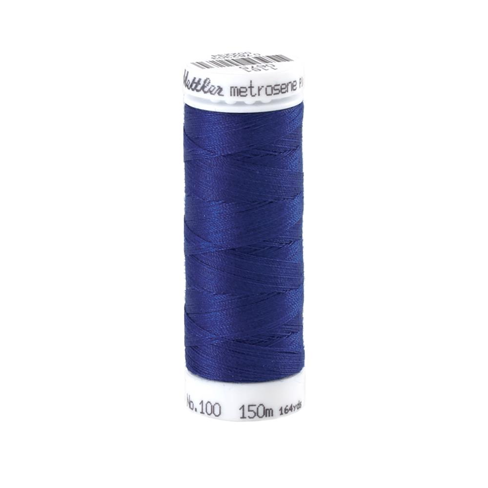 Mettler Metrosene Polyester All Purpose Thread Sapphire