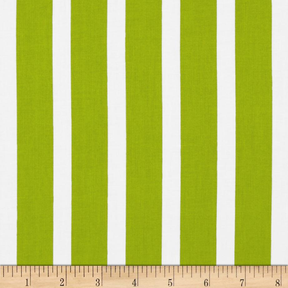 Let's Play Dolls Stripes Lime
