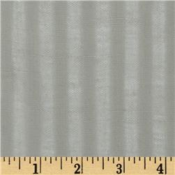 Gibson Vertical Striped Sheer Platinum