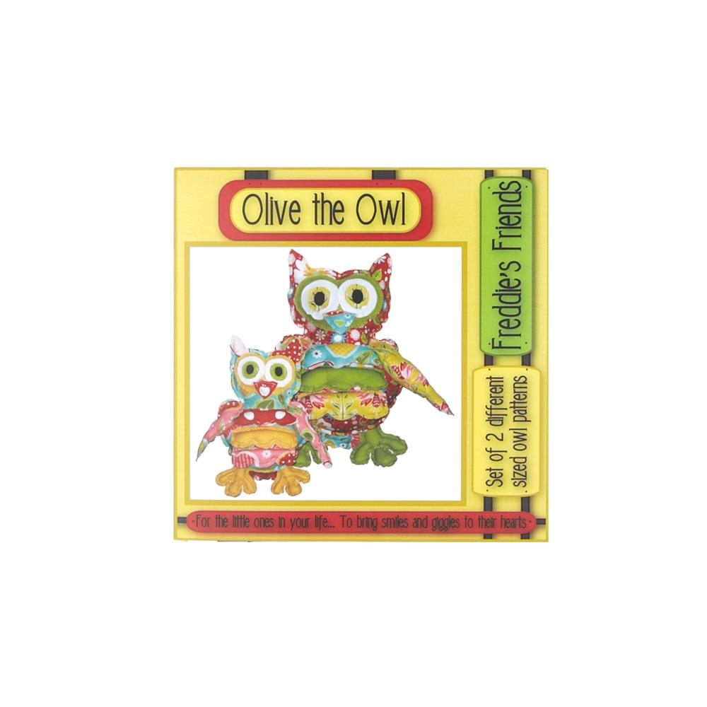 Freddies Friends Olive The Owl Pattern