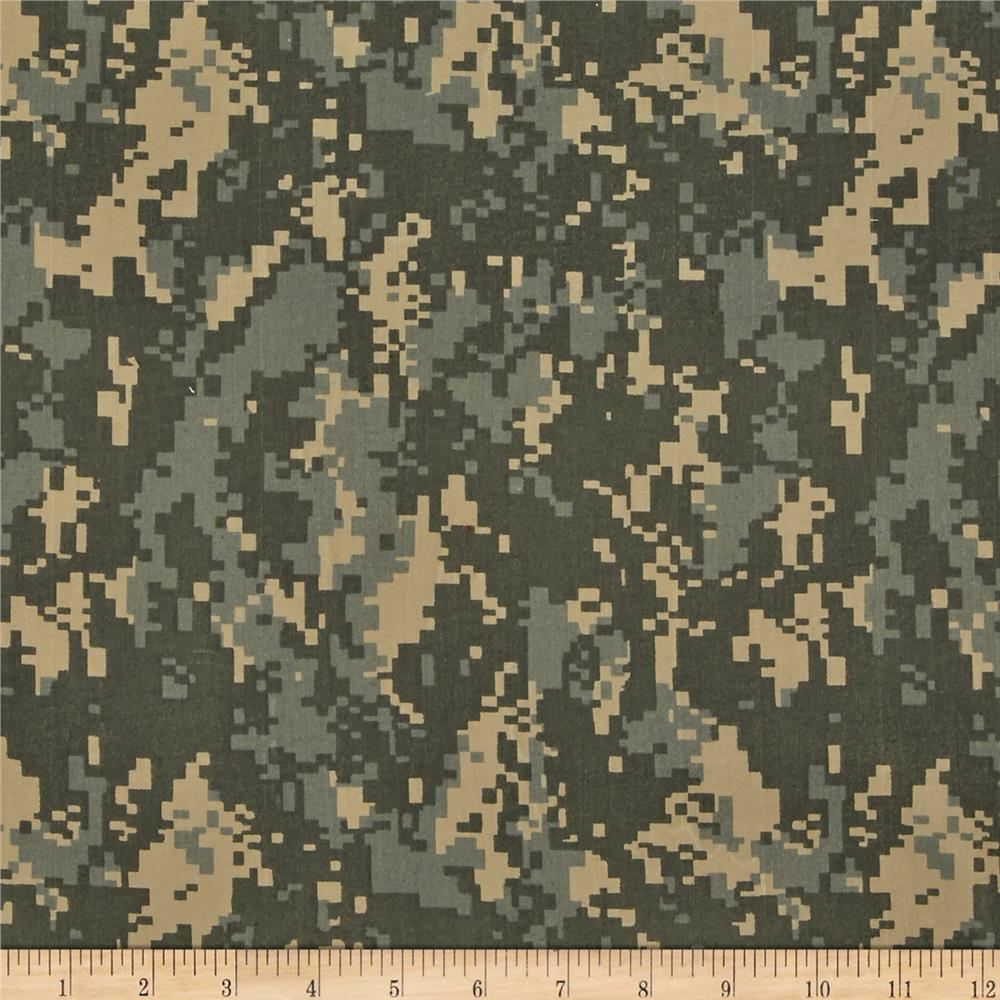 Digital Camo Light Brown