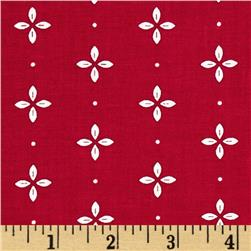 Wallflowers Foulard Red
