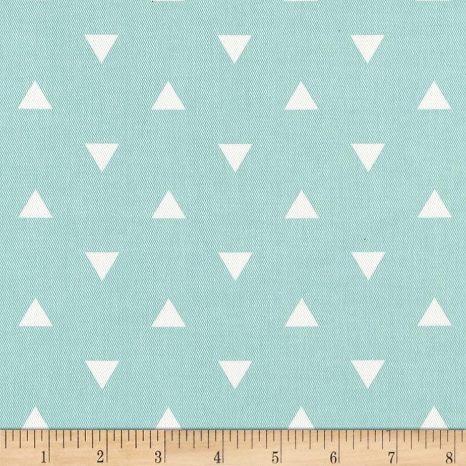 Premier Prints Triangle Canal Twill