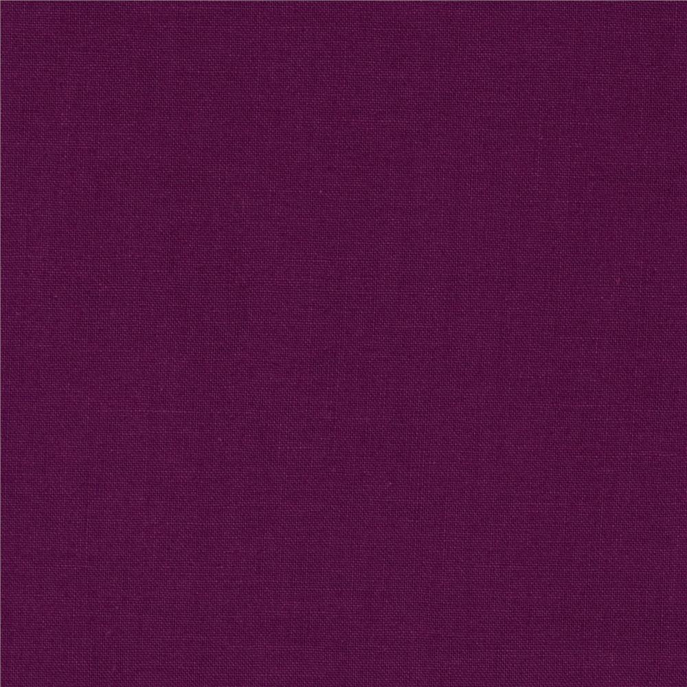 Michael Miller Cotton Couture Broadcloth Violet