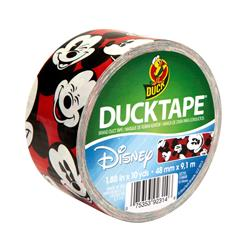 "Licensed Duck Tape 1.88"" x 10yd-Mickey"