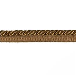 Expo 1/4'' Emerson Twisted Lip Cord Brown
