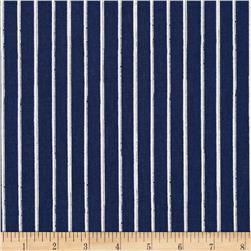 Hidden Cove Stripe Navy