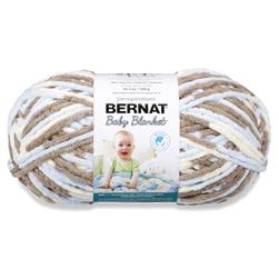 Bernat Baby Blanket  Big Ball Yarn (04128) Little Cosmos