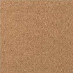 Stretch Rayon Blend Suiting Camel