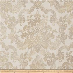Fabricut Stanwyck Wallpaper Bronze (Double Roll)