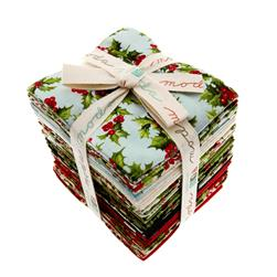 Moda Season's Greetings Fat Quarter Assortment