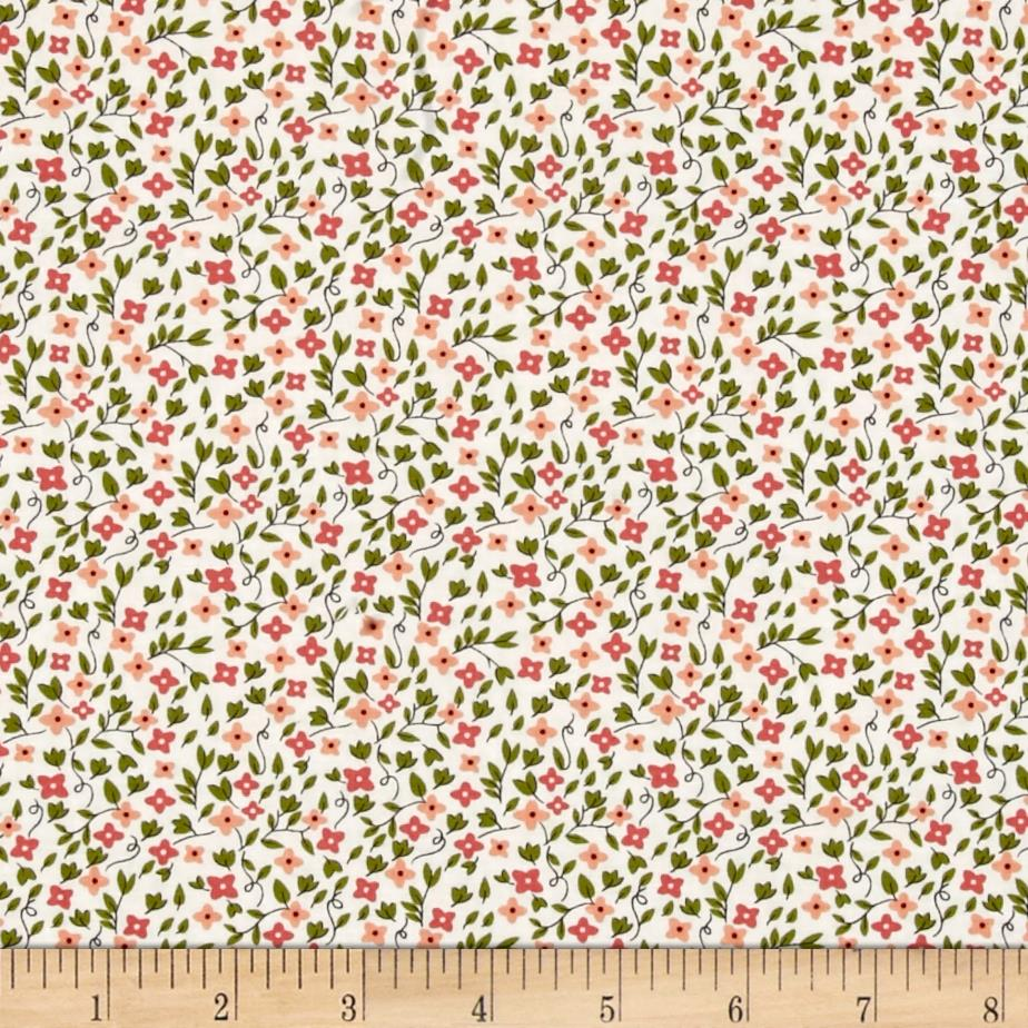 Moda Little Miss Sunshine Dainty Blooms Cloud