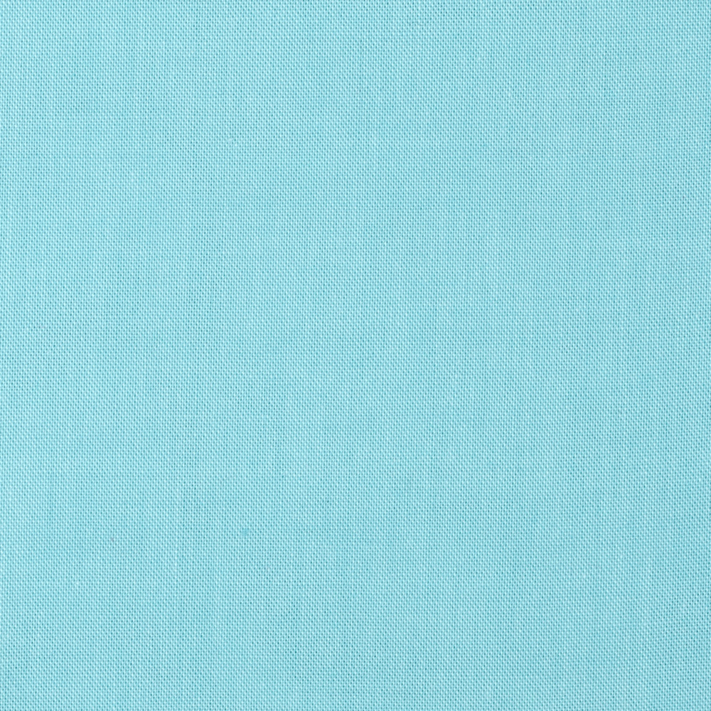 Cloud 9 Organic Cirrus Solid Broadcloth Sky Fabric by Cloud 9 in USA