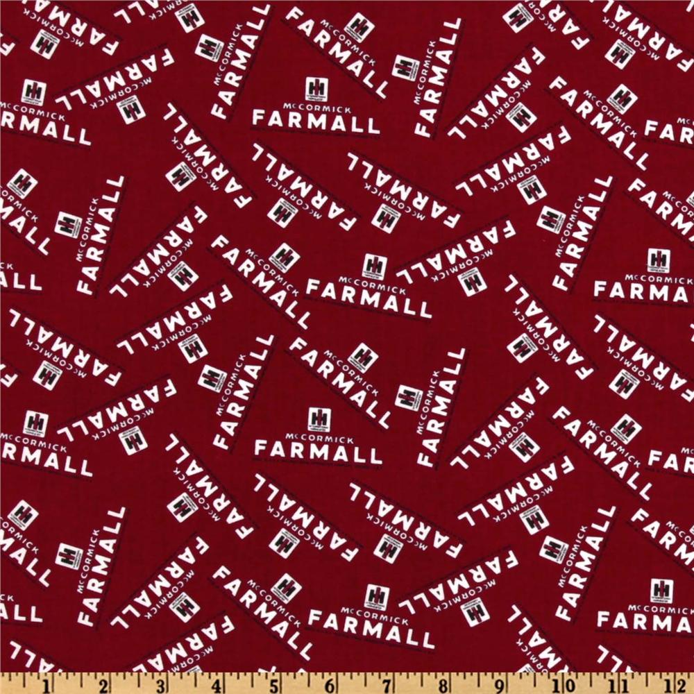 Farmall International Harvester Logo RedFarmall Logo Wallpaper
