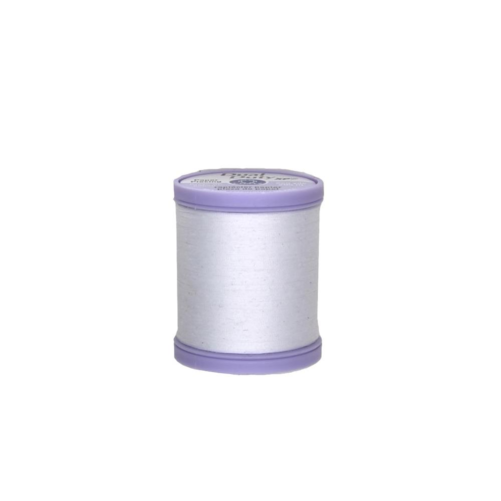Coats & Clark Dual Duty XP Paper Piecing Thread White