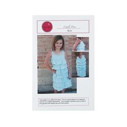 Mixi Heart Cately Dress Pattern